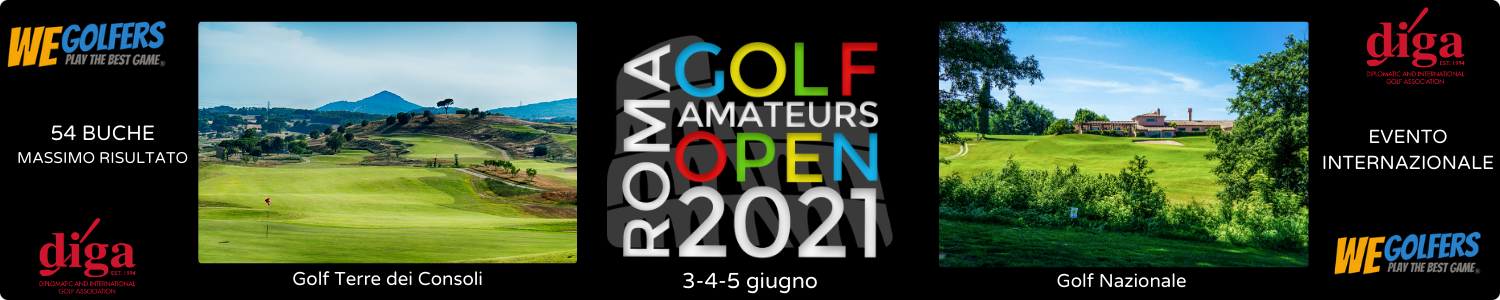 Golf Amateurs Open