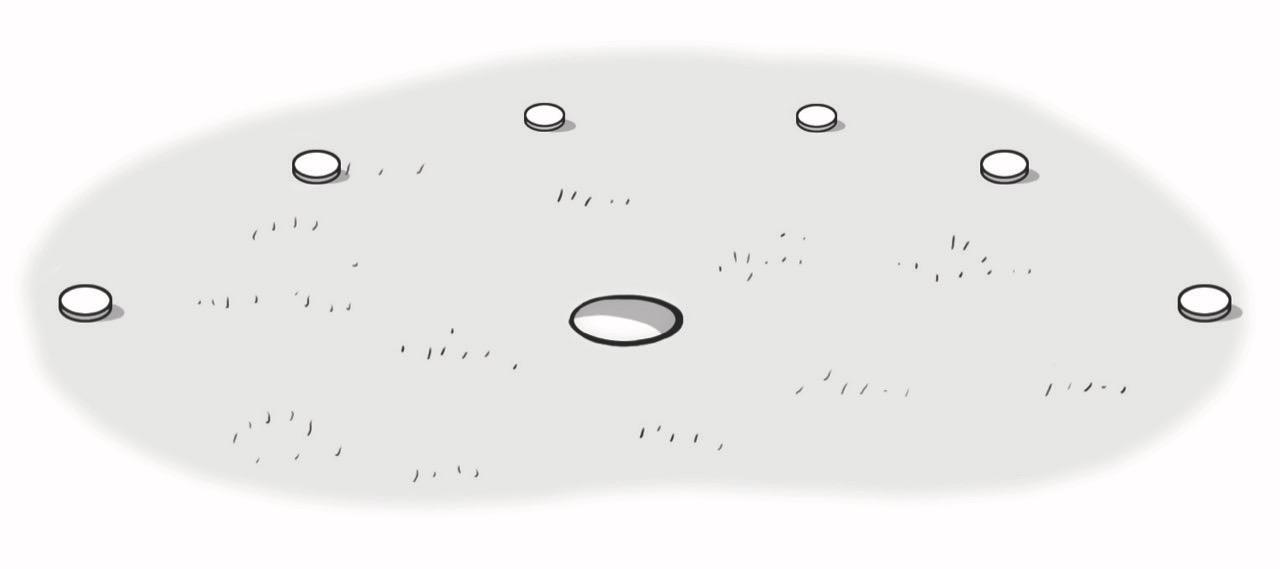I Putt Lunghi - Campo Pratica by Gianni Davico  Marchini
